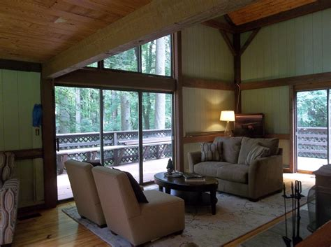 staging an empty log cabin that appeals to families the welcome even with remodeling home staging an empty log cabin that appeals to families the
