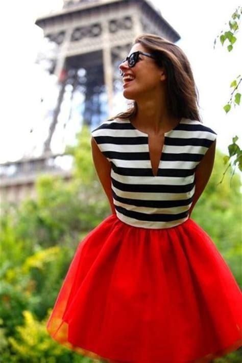 Bj 9867 Blue Stripe Dress dress black and white stripes bottom