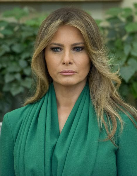 the beauty queen flip hairstyle blast from the past melania trump feathered flip melania trump hair looks