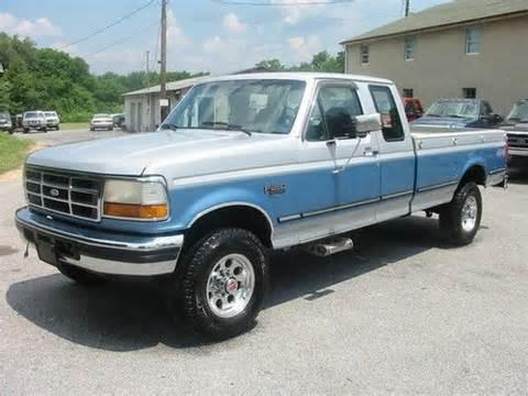 buy used 93 ford f250 xlt 7 3 powerstroke trubo diesel 5