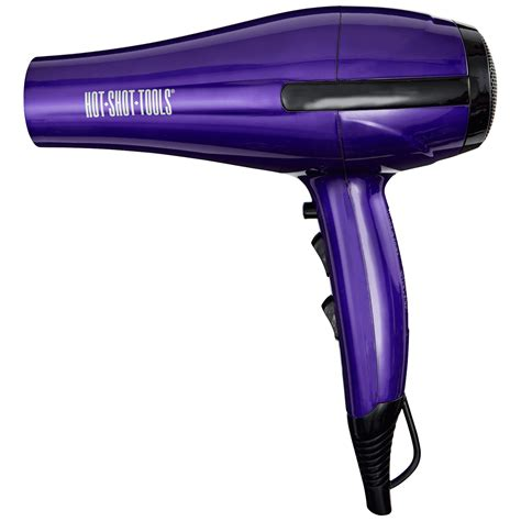 Silk Elements Hair Dryer tools purple turbo ionic dryer