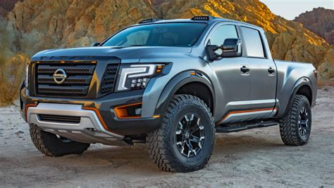 where is nissan titan made the nissan titan warrior is awesomeness made into