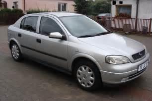 Vauxhall Astra 2 Opel Astra Ii