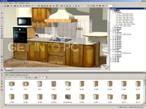 download free kitchen design software kitchen furniture and interior design software free download