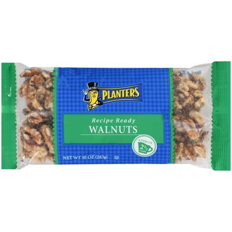 Planters Walnuts by Recipe Planters Tropical Snack Mix
