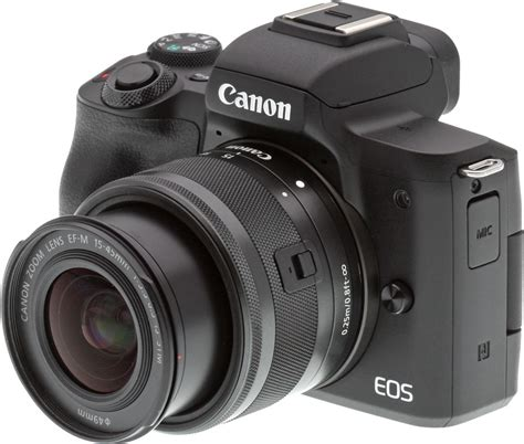 mirror less canon m50 review canon releases their 4k mirrorless