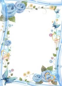 Blue Wedding Invitations Beautiful Blue Transparent Photo Frame Frames Pinterest Art Clipart Scrapbook Layouts And