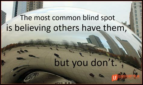 Blind Spots In Sudden how to get out of your own way