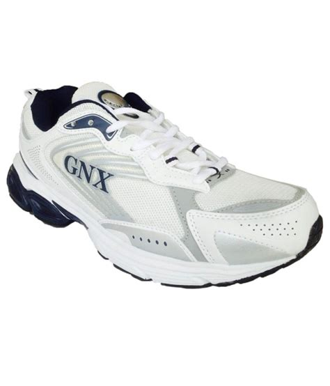 generation shoes generation white mesh sports shoes price in india buy