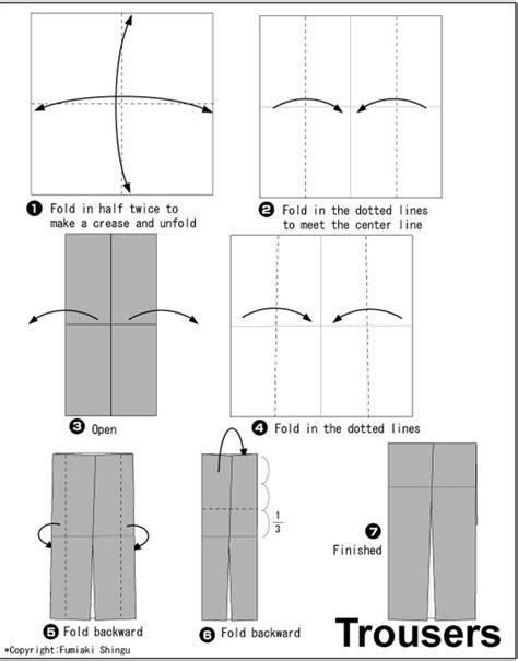 Origami Tuxedo Origami Wedding Trousers