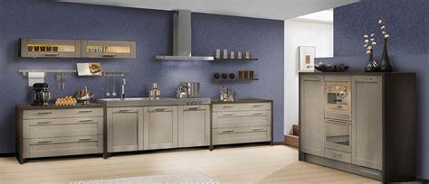 Formidable Hauteur Plan De Travail Cuisine #5: cuisine-pullman-couleur-gris1.jpg