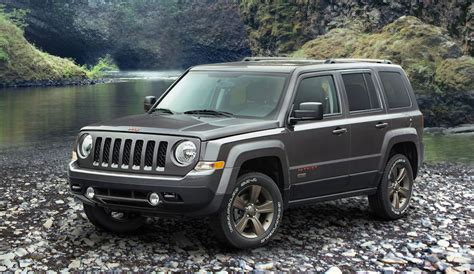 Build Your Own Jeep Patriot Exploring The Five Jeep Patriot Model Options