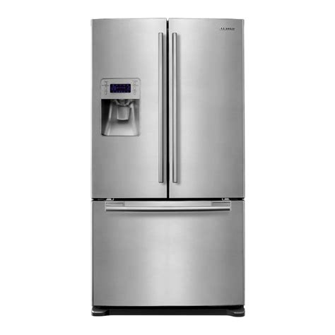 shop samsung 25 7 cu ft door refrigerator with dual - Lowes Samsung Door Refrigerator