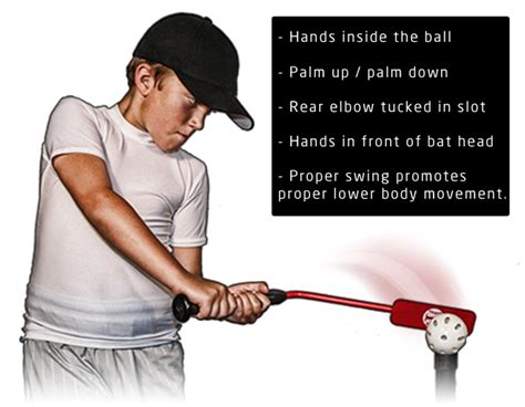 correct way to swing a bat instructions 171 the insider bat