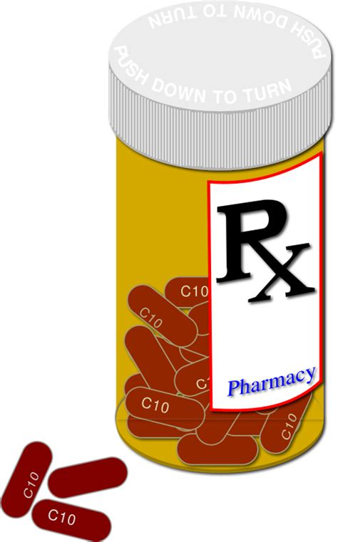 Free To - take your medicine clipart