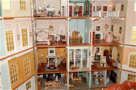 dolls house york cookie s world of historic dolls houses and miniatures 18th c mansion house york
