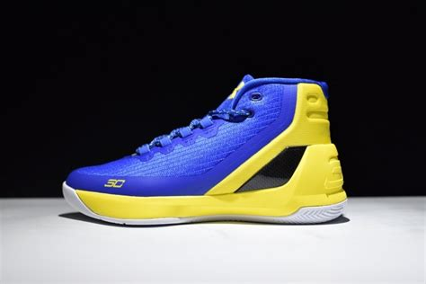 most popular basketball shoes most popular armour curry 3 bule yellow 1269279 417