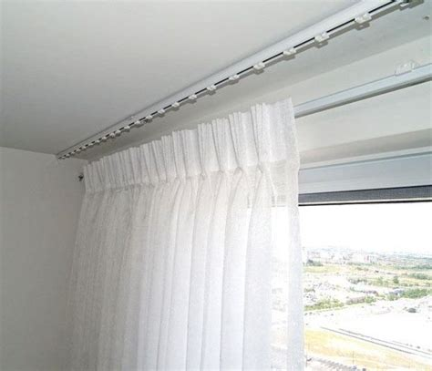 how to hang curtains from the ceiling 10 new curtain rod that hangs from ceiling kinjenk house