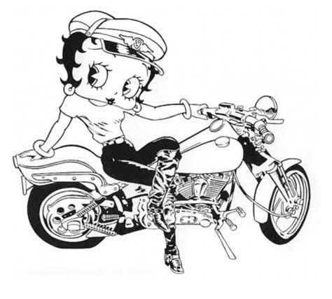 chopper motorcycle coloring pages chopper motorcycle coloring pages
