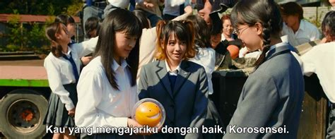 film anime yang jadi live action miracle life assassination classroom live action review