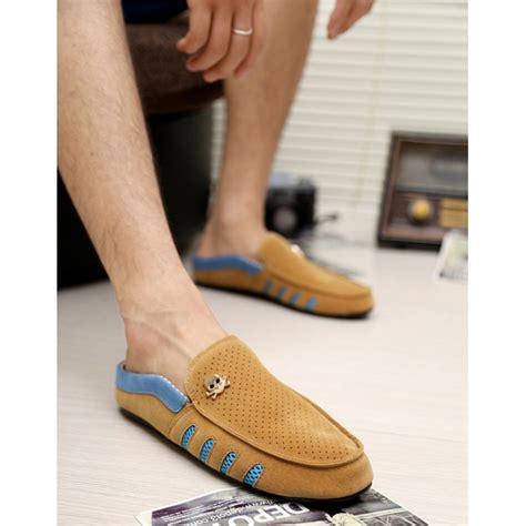 Sepatu All Berwarna jual sepatu slip on pria model tengkorak