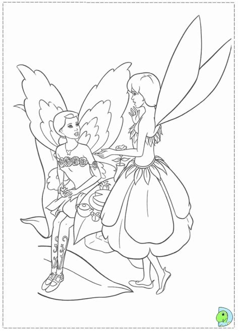 Collection of Barbie Fairytopia Colouring Pages Az Coloring Pages ...