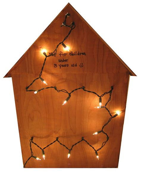 doll house christmas lights dollhouse decorating