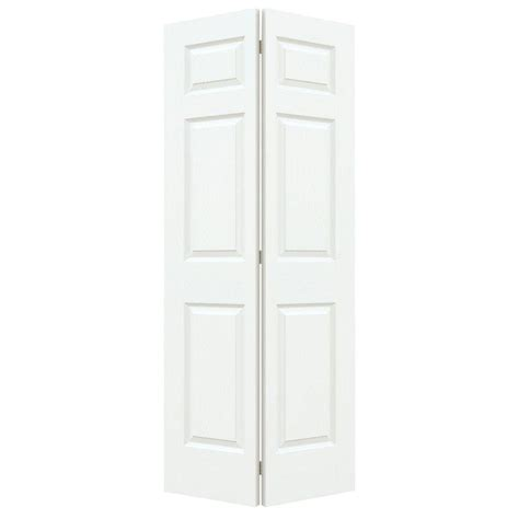 White Louvered Closet Doors Bay 24 In X 80 In 24 In Plantation Louvered Solid Painted White Wood Interior