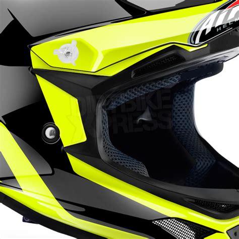 junior motocross helmets 2018 airoh archer junior helmet chief blue gloss