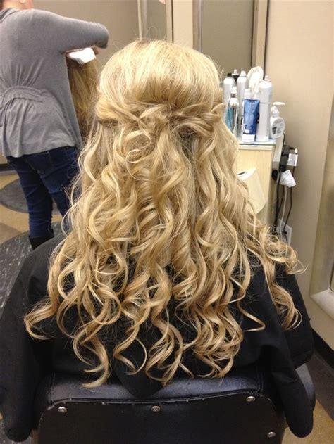 hoco hairstyles pinterest 97 best hoco hair images on pinterest wedding hair
