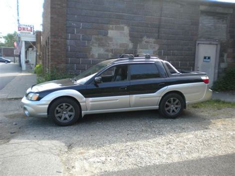 auto air conditioning repair 2003 subaru baja navigation system sell used 2003 subaru baja base crew cab pickup 4 door 2 5l in pompton plains new jersey