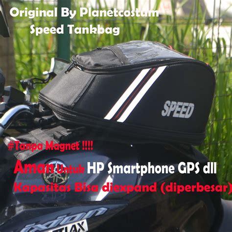 Jual Tank Bag Tas Tangki Alpinestars Baru Tas Motor Tas Helm Bi jual tankbag speed tas tangki untuk motor yamaha mt 25