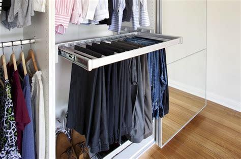 pant rack closet diy closet organizers 5 you can make organizations organizing and bedrooms