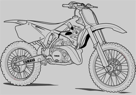 yamaha motorcycle coloring pages motorcycle art page 4 speedzilla motorcycle message forums