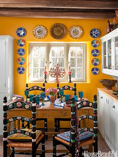 mexican style decorations for home a kitchen with santa fe style mexicans inspiration and