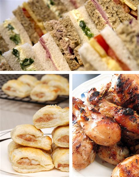 variety cold buffet options tashady we cater you