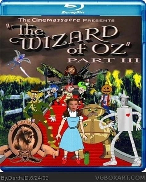 the wizard of oz 3: dorthy goes to hell movies box art
