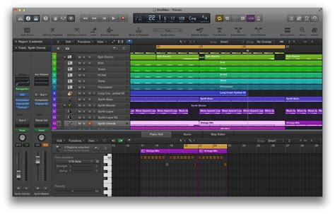 logic pro logic pro x review powerful new features a simplified