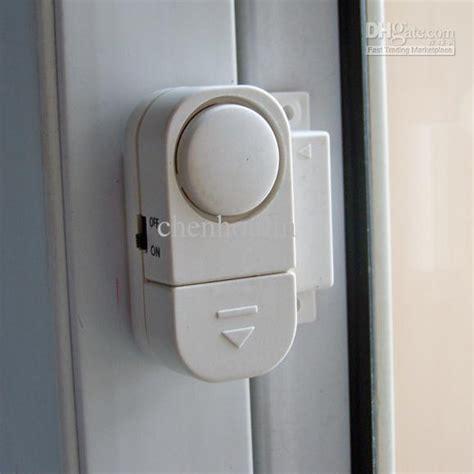 window alarm wireless home security window door entry