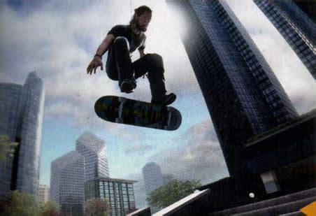 electronic arts' skate soundtrack