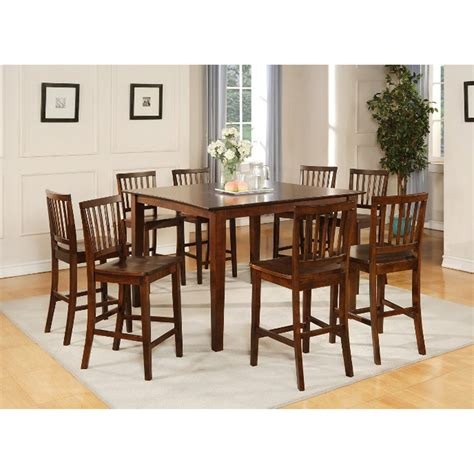 9 dining room table sets steve silver dining room 9 branson counter height