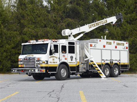 rescue md volunteer company md velocity heavy rescue national crane