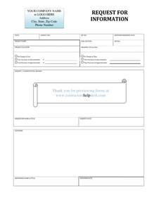 template for request for request for information template cyberuse