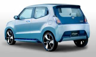 Daihatsu De Cuatro Futuros Kei Car De Daihatsu Tokio Futuro