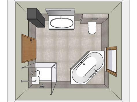 Kleines Bad Plan by Badezimmer Planen Ideen