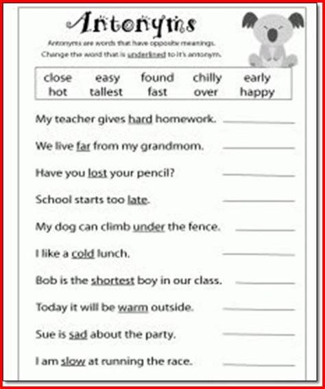 Third Grade Language Arts Worksheets 3rd grade language arts worksheets photos getadating