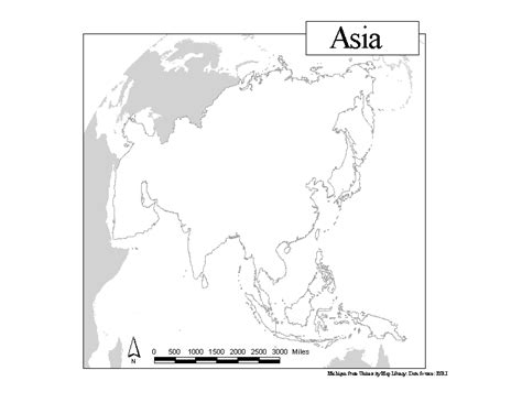 printable maps of asia printable map asia image search results