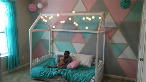 diy twin size toddler house bed youtube