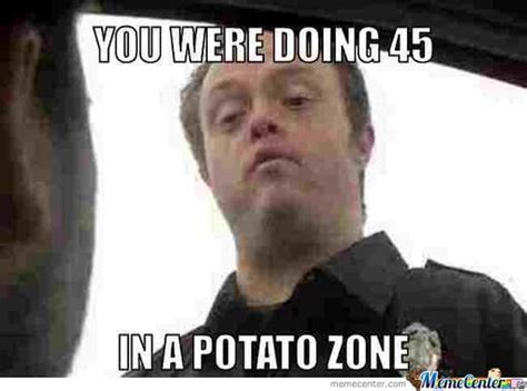 Funny Potato Memes - potato zone by shadowgun meme center