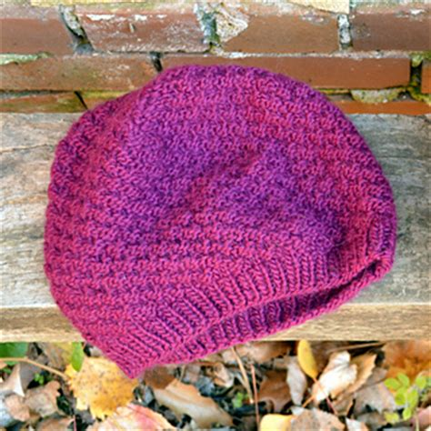 seed stitch knit hat pattern ravelry seed stitch knit hat pattern by joan laws